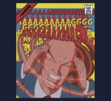 CARTOONS-X-Men: AAAAAAAAARGGGGGGH One Piece - Short Sleeve