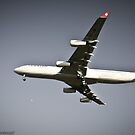 Turkish (Airlines) inbound by Paul Lindenberg