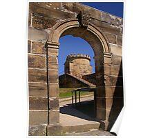 Prison Architecture, Port Arthur, Tasmania Poster