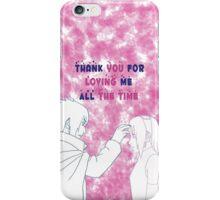 sasuke sakura iPhone Case/Skin