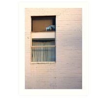 I Spy - City of Hobart Art Print