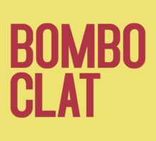 Bomboclat (red) by joshunter