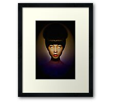 Hypnotique Framed Print