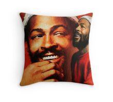 Motown Genius Throw Pillow