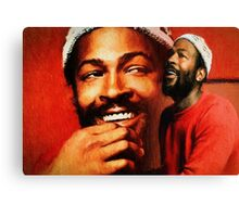 Motown Genius Canvas Print