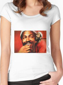 Motown Genius Women's Fitted Scoop T-Shirt