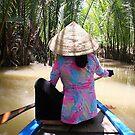 Mekong Paddle by John Dalkin