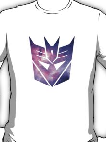 Decepticon Galaxy Insignia T-Shirt