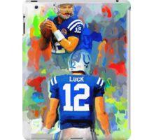 Superstar Luck Three iPad Case/Skin