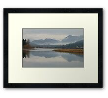 Perfect Daze Framed Print