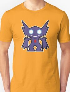 Pocket man: Unsettlingly cute spooky friend T-Shirt