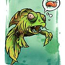 Zombiefishy by hatefueled