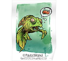 Zombiefishy Poster