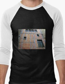 Facade - Carcassonne Castle Men's Baseball ¾ T-Shirt