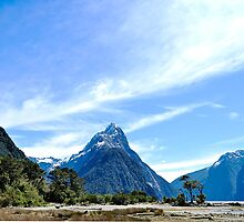 Mitre Peak by Barry Culling