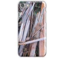 Autumn debris #2 iPhone Case/Skin