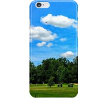 Beautiful Day for Golf iPhone Case/Skin