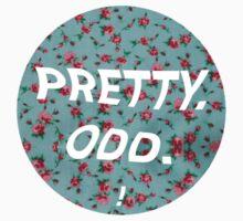 pretty. odd. - white text by walkingonmars