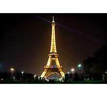 Tour Eiffel - Tourist shot Photographic Print