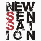 NEW SENSATION by stuartist