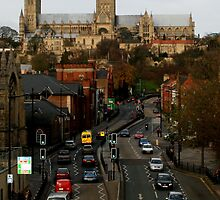 Lincoln Cathedral by Gazhutch32