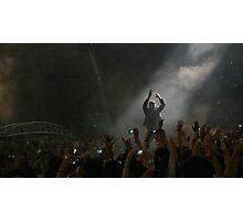 Bono Photographic Print