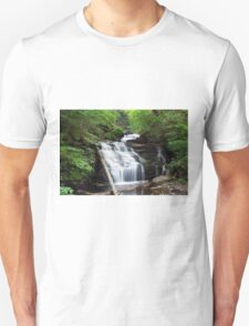 All Of Mohican Falls In June Unisex T-Shirt