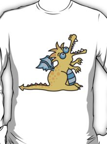 Magic Dragon :: Yellow T-Shirt