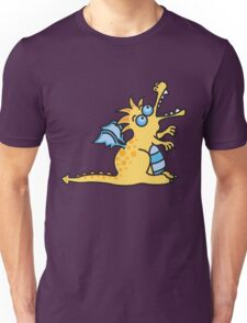 Yellow Magic Dragon Unisex T-Shirt