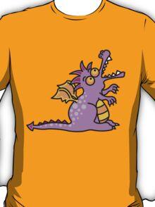 Magic Dragon :: Purple T-Shirt