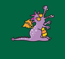 Purple Magic Dragon Unisex T-Shirt