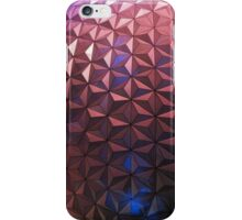 Epcot Spaceship Earth At Night iPhone Case/Skin