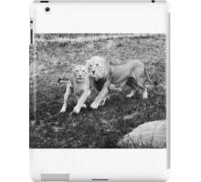 Take a Walk With Me iPad Case/Skin