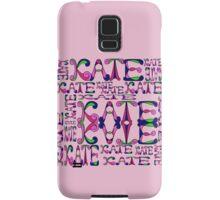 Kate Samsung Galaxy Case/Skin