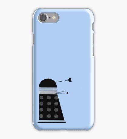 Dalek (Black) iPhone Case/Skin