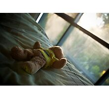 Teddy Photographic Print