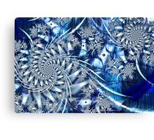 Silver Bells Canvas Print