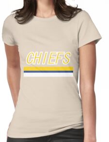 Charlestown Chiefs Womens Fitted T-Shirt