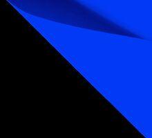 Black & blue by Bluesrose