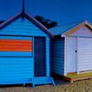 Beach to beach by Thomas Anderson