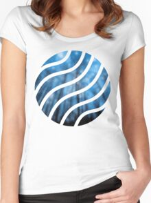 002 Women's Fitted Scoop T-Shirt