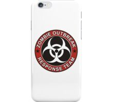 TWD Zombie Response Team Sticker, Case, Skins, Walkers iPhone Case/Skin