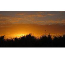 Red Dune - Brancaster, Norfolk Photographic Print