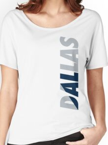 Dallas DAL Women's Relaxed Fit T-Shirt