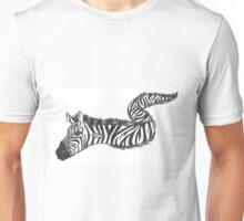 Zebra Fish Unisex T-Shirt
