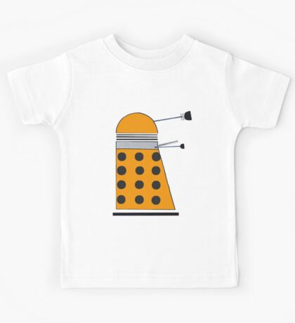 Scientist Dalek Kids Tee