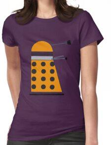 Scientist Dalek Womens Fitted T-Shirt