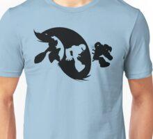 Zero vs Vile Unisex T-Shirt