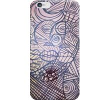 Introverted Expression  iPhone Case/Skin