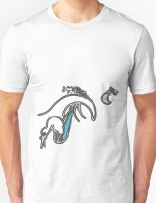 Surfing Kiwi Unisex T-Shirt